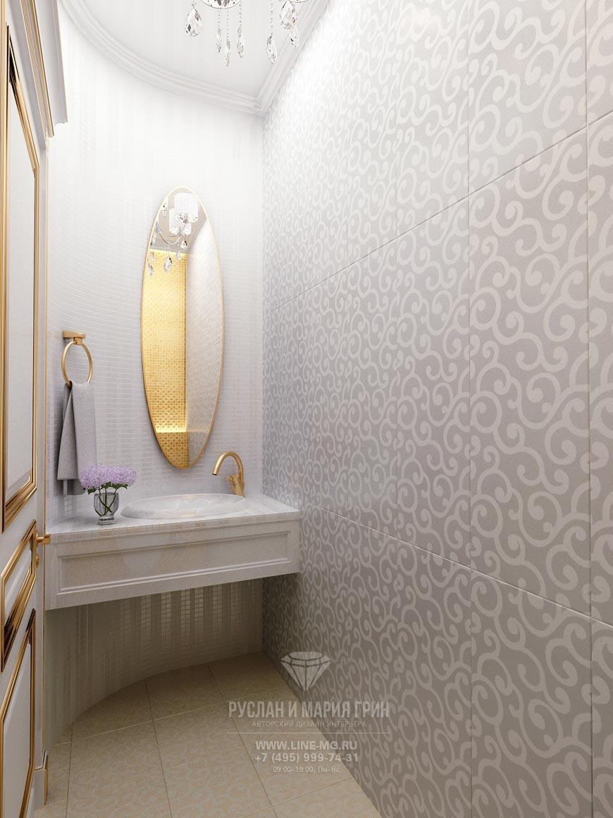 Дизайн интерьера санузла. Современные идеи, фото 2015
