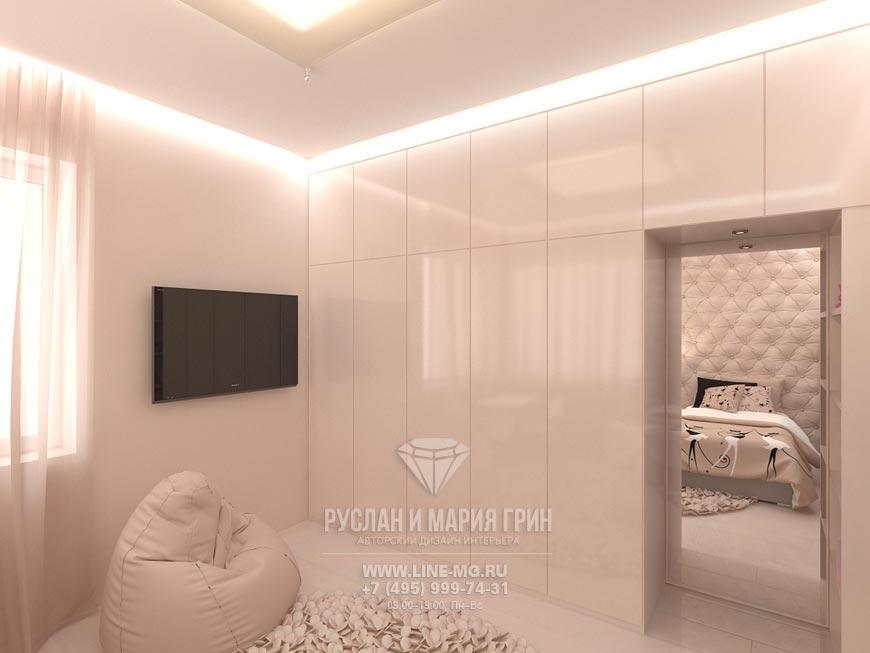 Фото интерьера детской комнаты в экостиле