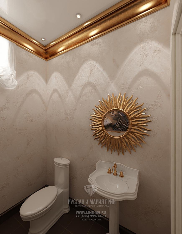 Фото интерьера санузла в доме