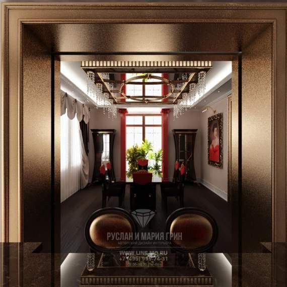 Дизайн интерьера дома: простые правила