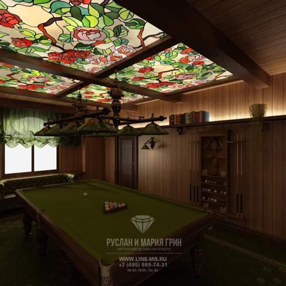 Дизайн интерьера дома из бруса фото