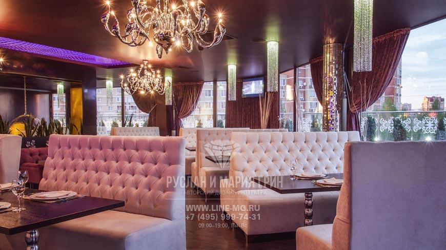 Фото интерьера ресторана Gianfranko