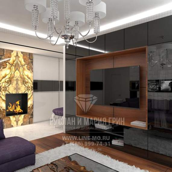 45 современных идей дизайна квартир 2015: фото новинки интерьеров