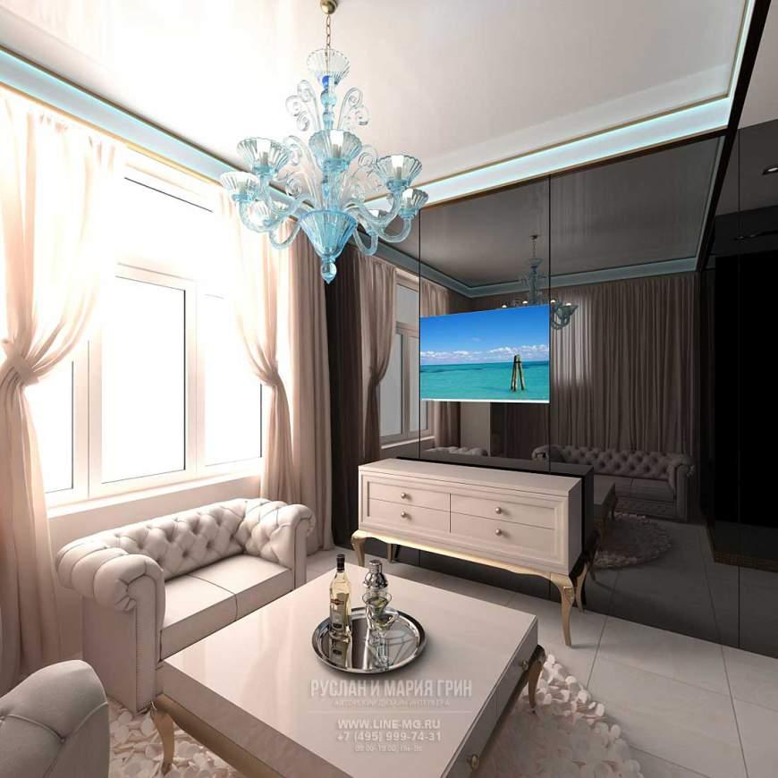 Дизайн интерьера предбанника в частном доме с мансардой. Фото новинка 2015