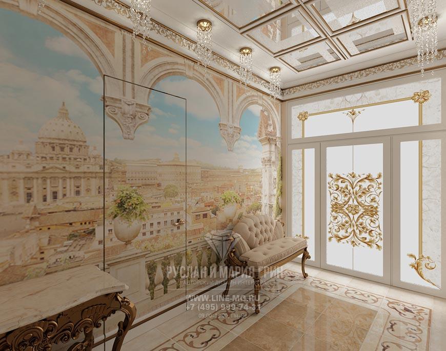 Дизайн веранды в доме