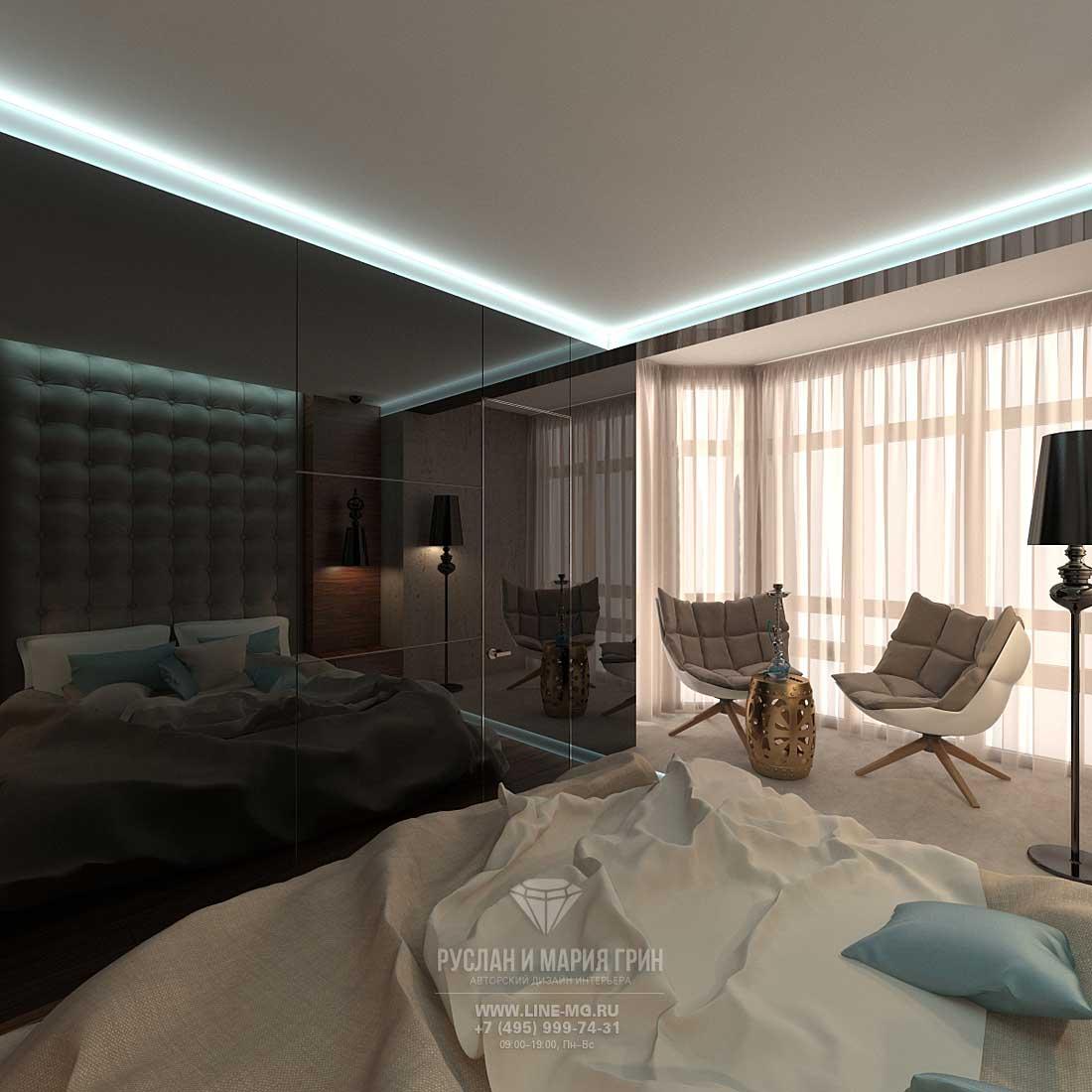 Современные идеи дизайна спальни для студента