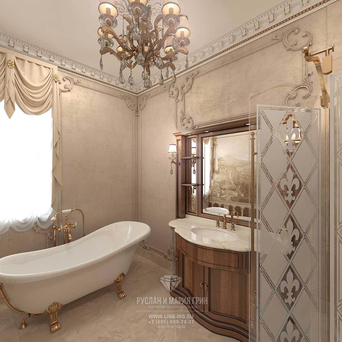 Идеи дизайна современной ванной комнаты