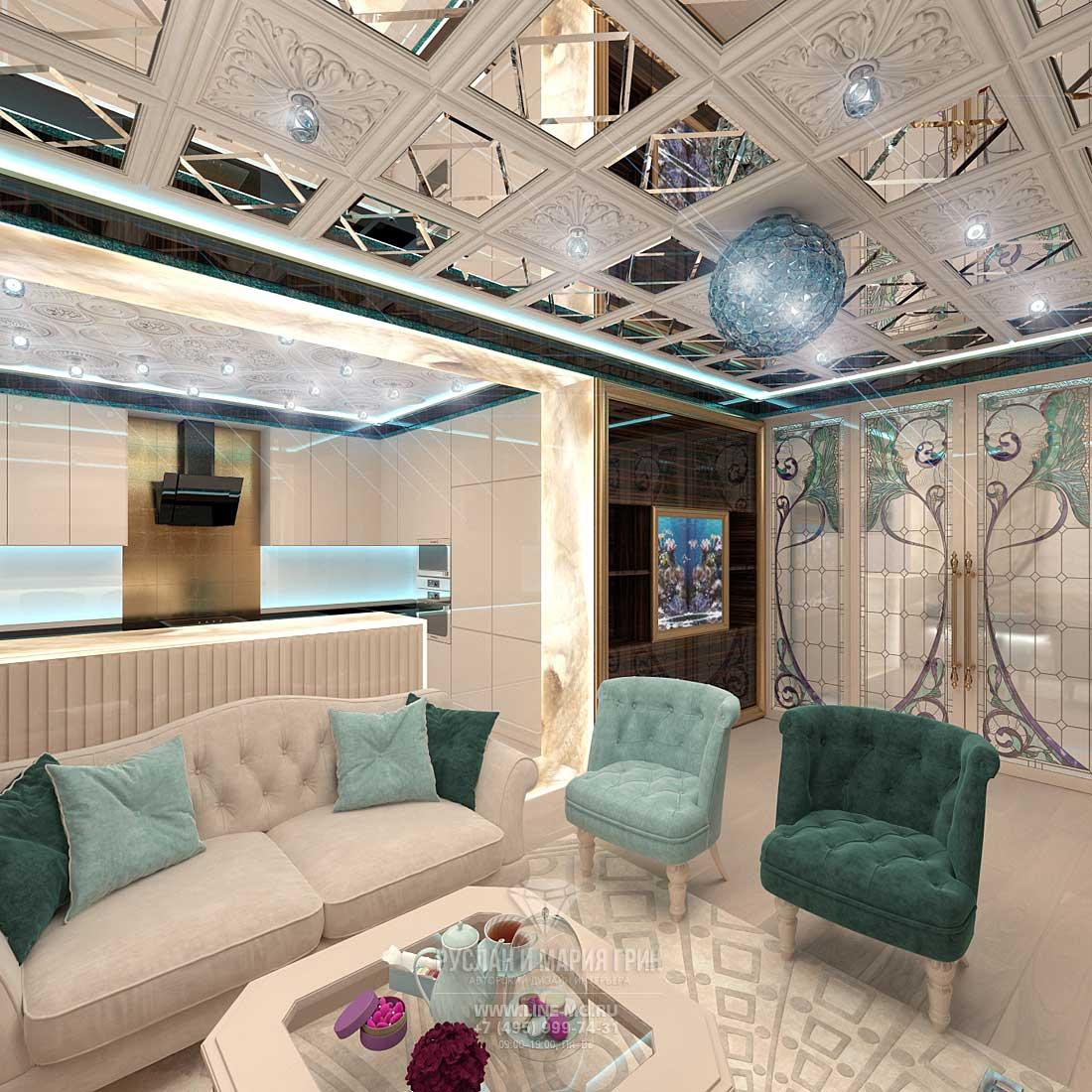 Дизайн гостиной 2016